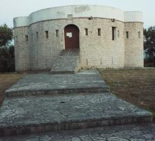 Το μικρο καστρο της Κορωνησιας