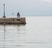 Η μοναξια του ψαρα