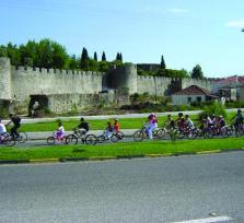 Οι ποδηλατες της πολης